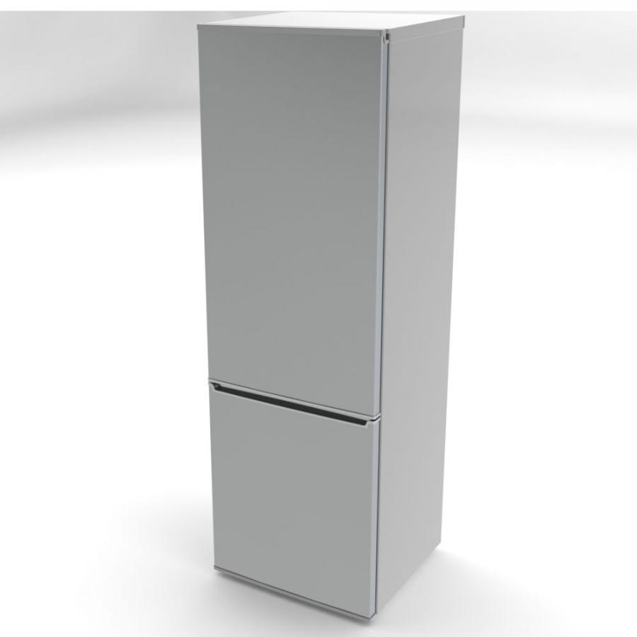 how to find cubic feet of refrigerator